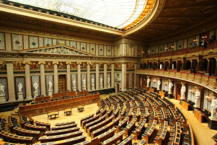 Парламент в Вене