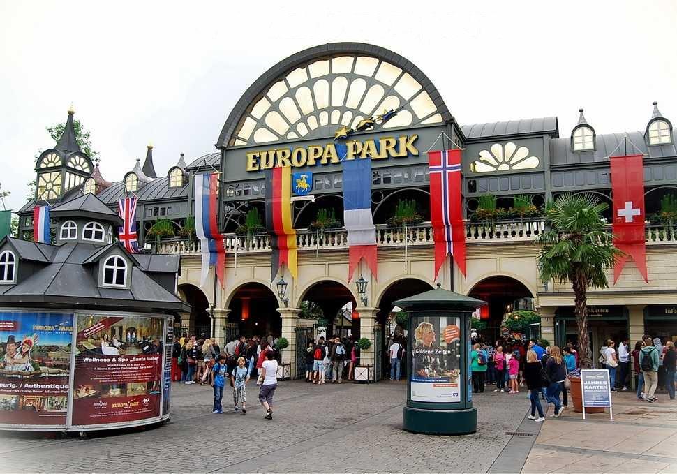 Европа Парк Германия