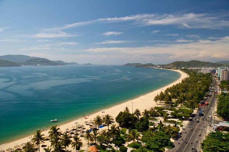 Вьетнамские пляжи