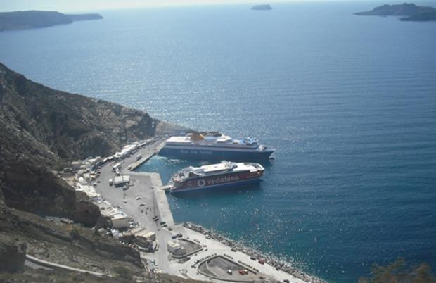 Порт Афиниос