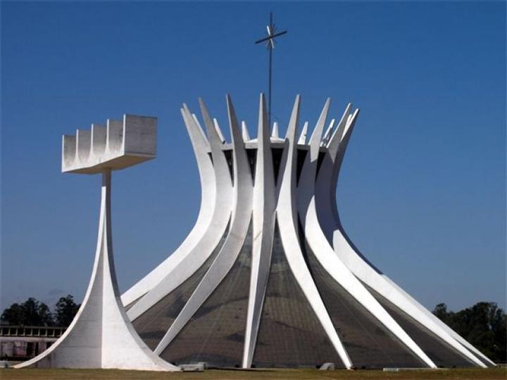 Собор Пресвятой Девы Марии в Бразилии