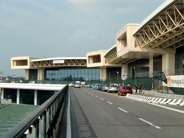 Мальпенса Терминал 1