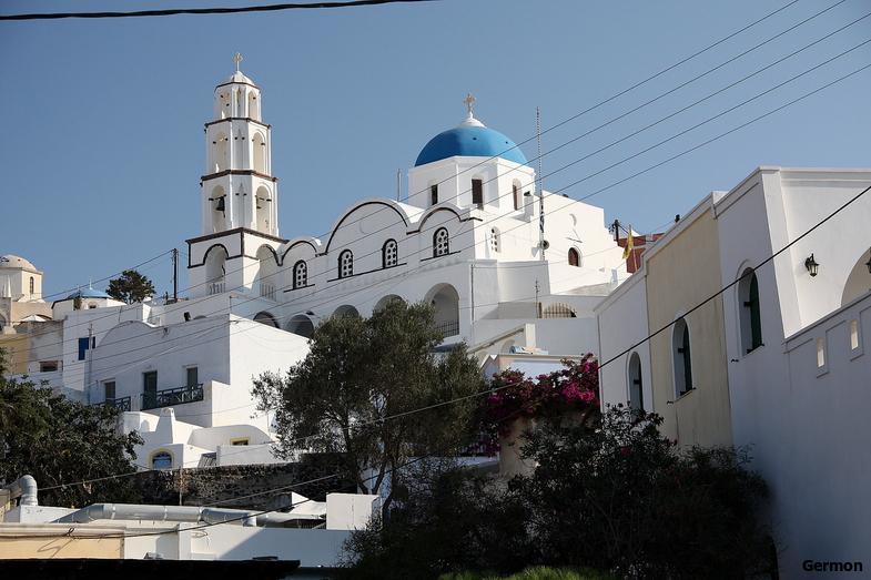 Монастырь Ильи Пророка