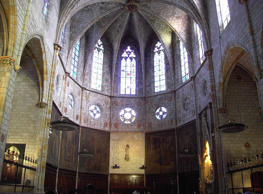 Монастырь Педральбес