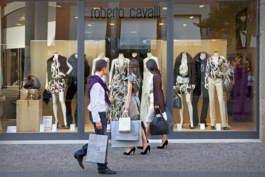 Флоренция шопинг