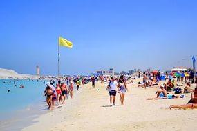 Пляж Джумейра