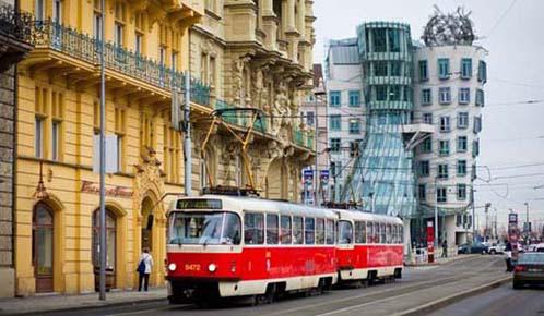 Транспорт в Праге