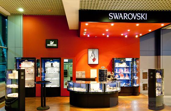 Swarovski в Домодедово