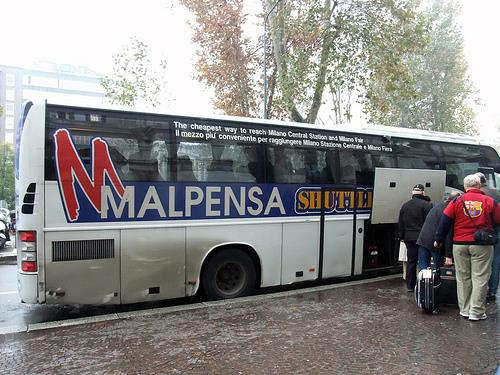 Автобус до Мальпенса