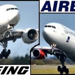 Чем Боинг отличается от Аэробуса?