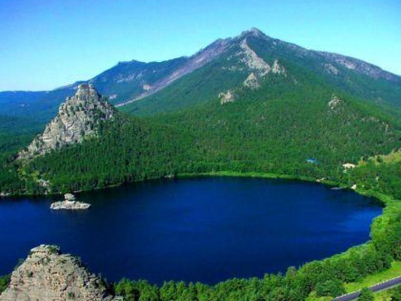 Боровое курорт Казахстана
