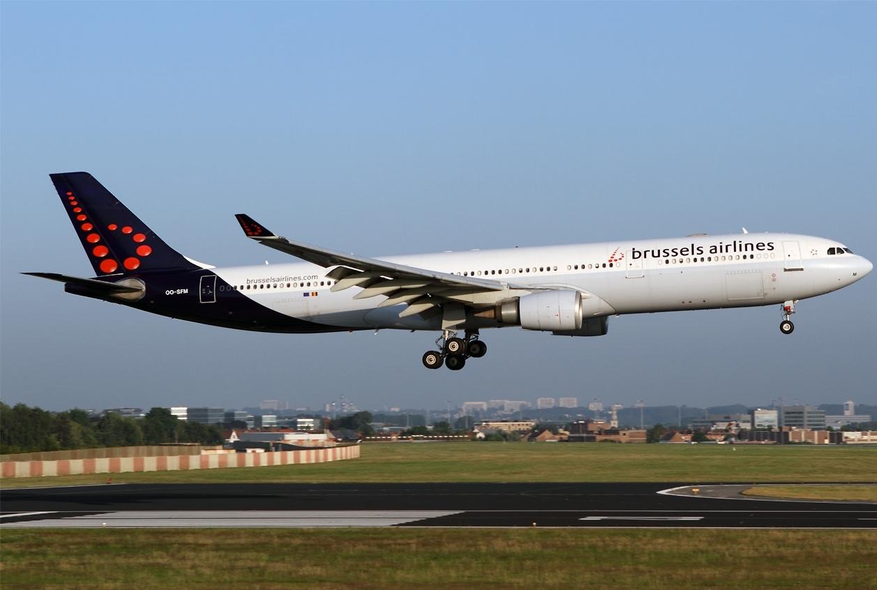 Брюссельские авиалинии