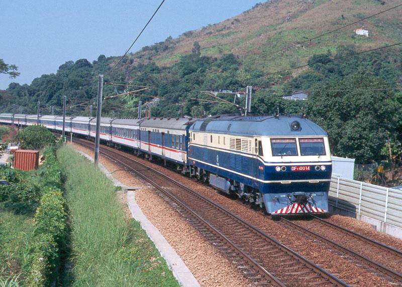 Железная дорога в Италии