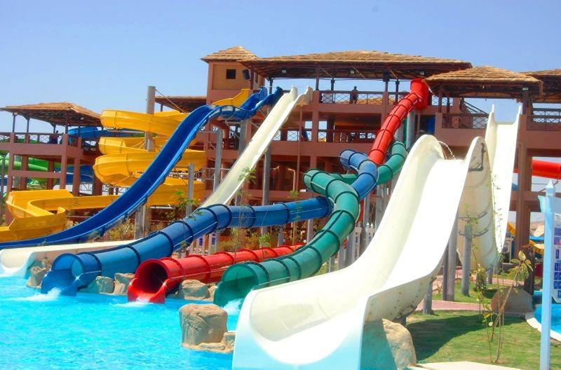 jungle aquapark