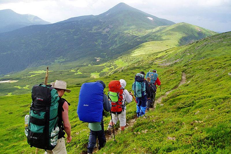 Маршрут экскурсии пешком