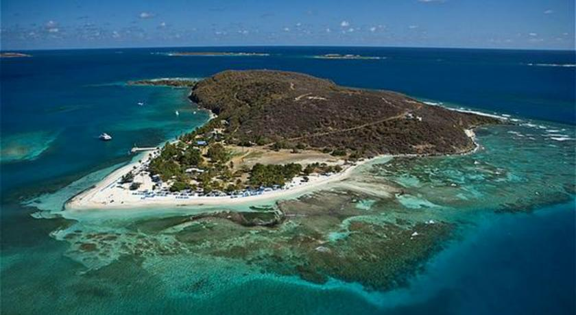 Остров Паломино