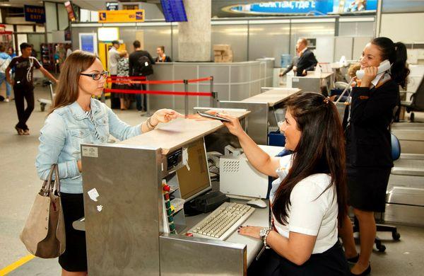 Регистрация пассажира