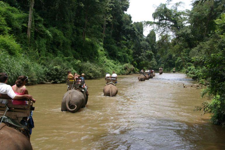 Когда туристический сезон в тайланде