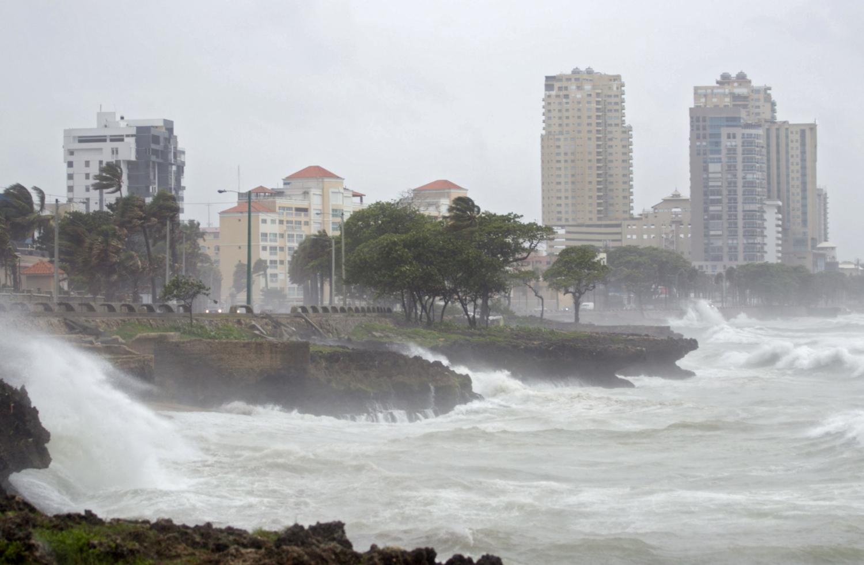 Ураган в Доминикане