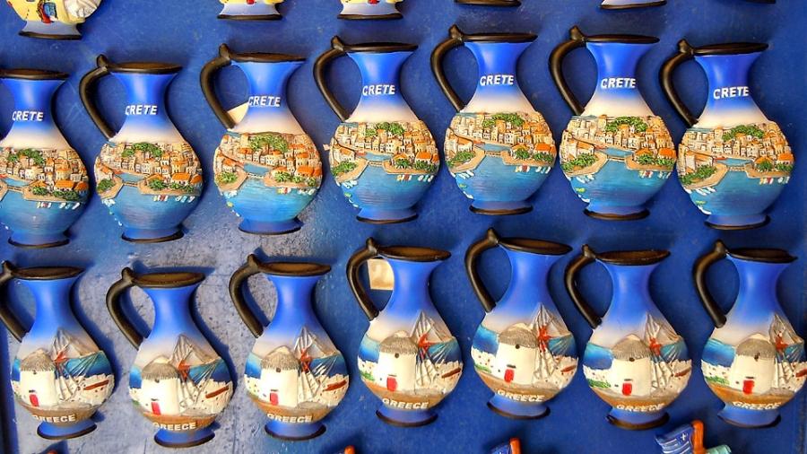 Сувениры из Греции