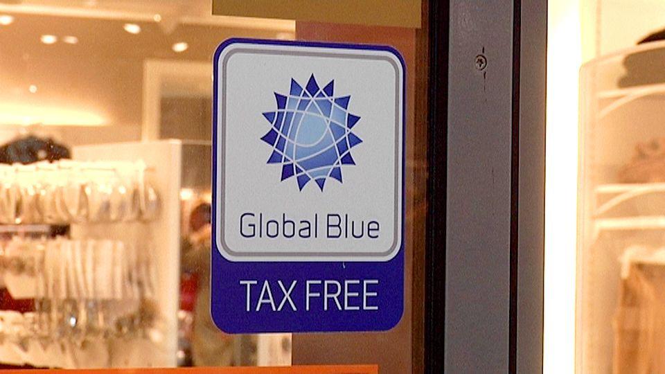 Такс фри global blue