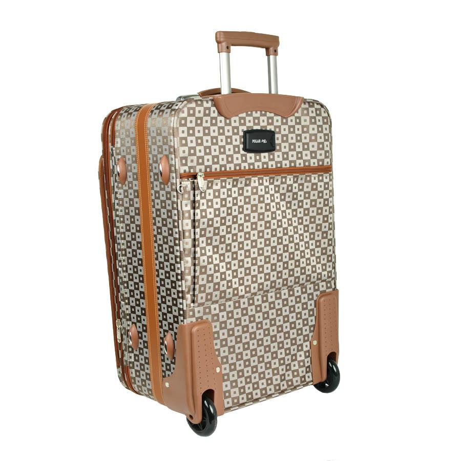 Тканевый чемодан