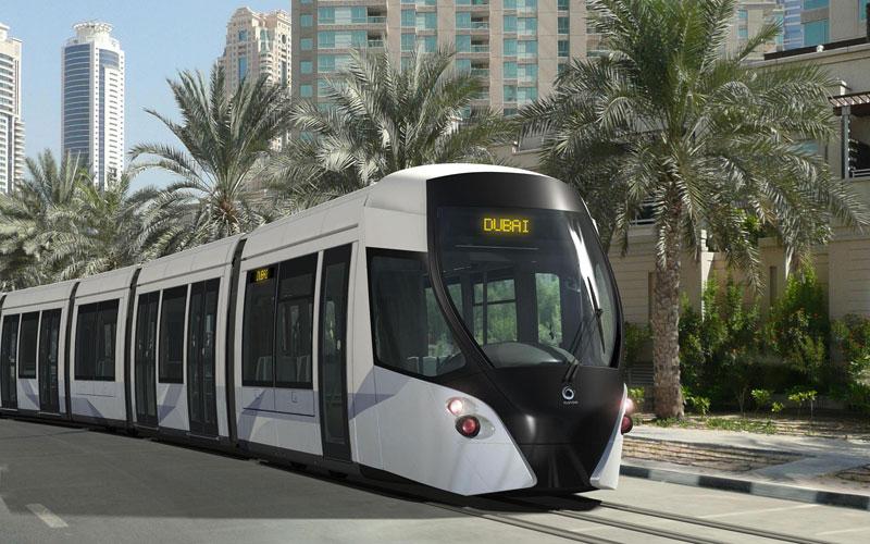 Транспорт в Дубаи