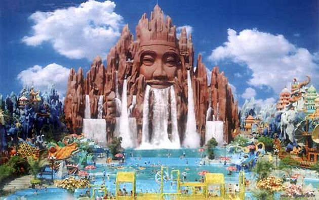Аквапарк во Вьетнаме