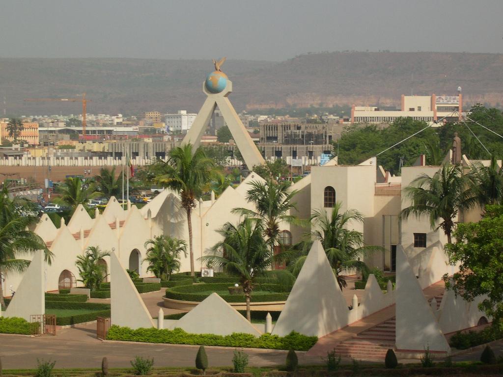 Бамако в Мали