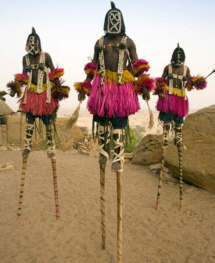 Догоны Мали