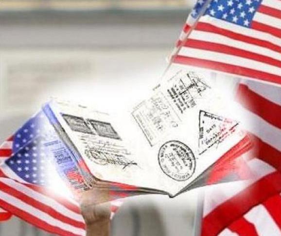 Получение визы в посольстве США