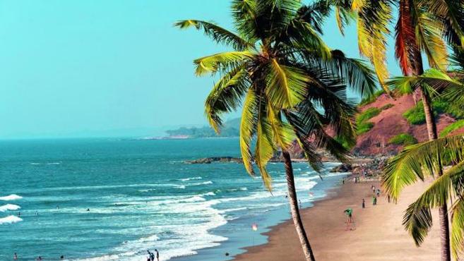 Гоа побережье