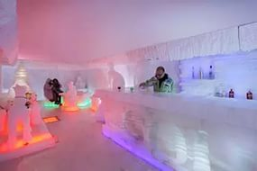 Ice bar в Сохо