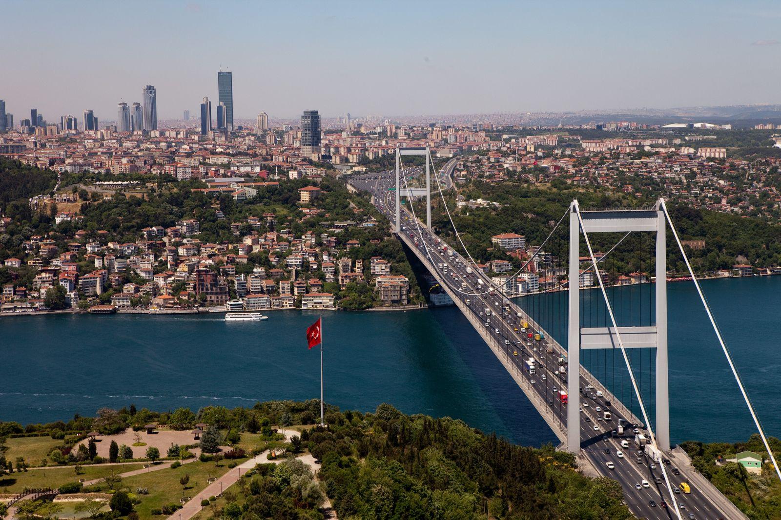Автобус Стамбул-Бургас