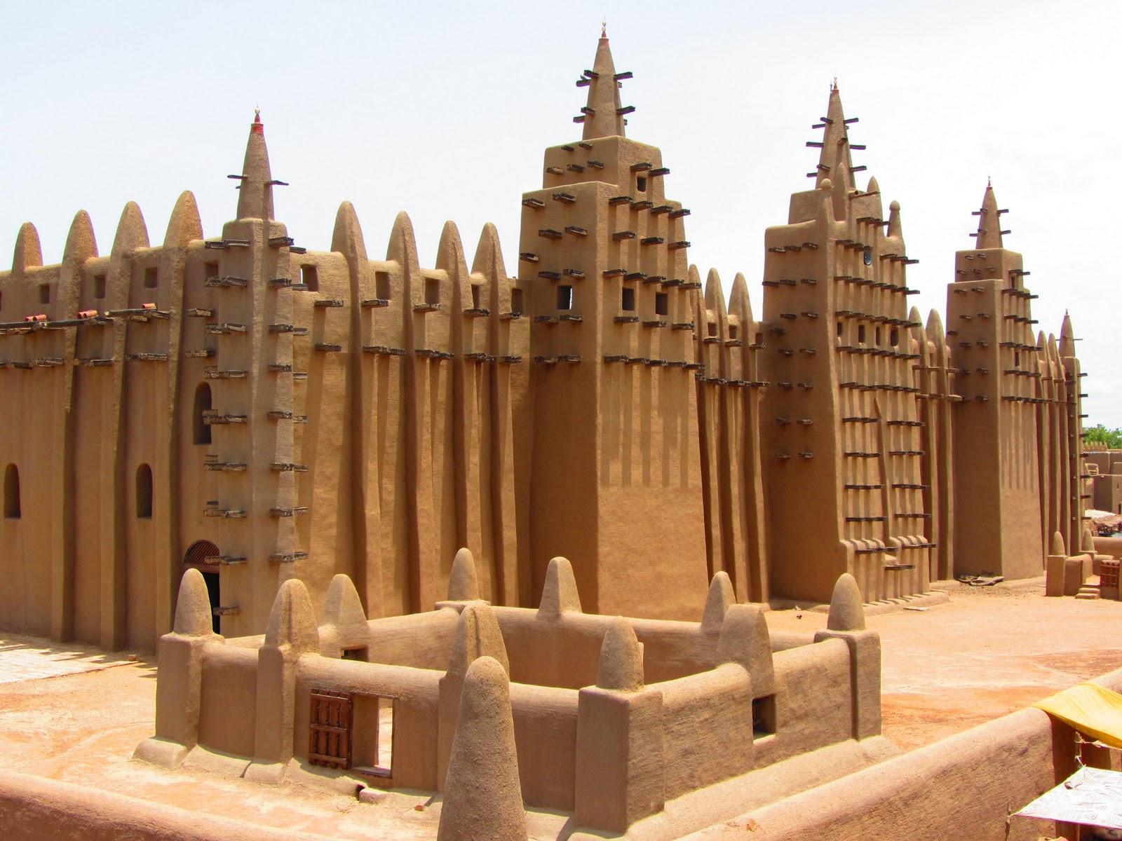Мечеть Джене