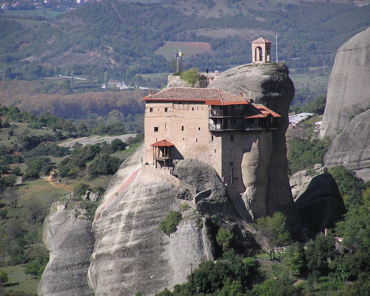 Монастырь Святой Николай Анапавсас