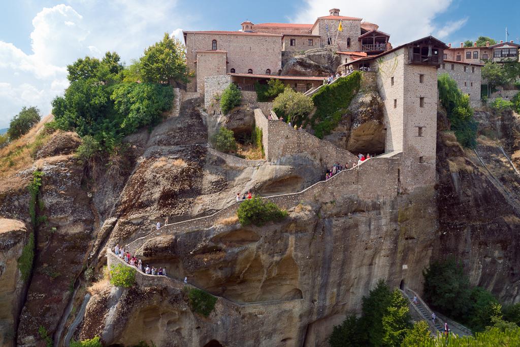 Монастырь Великого Метеора