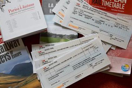 Оформление электронного билета