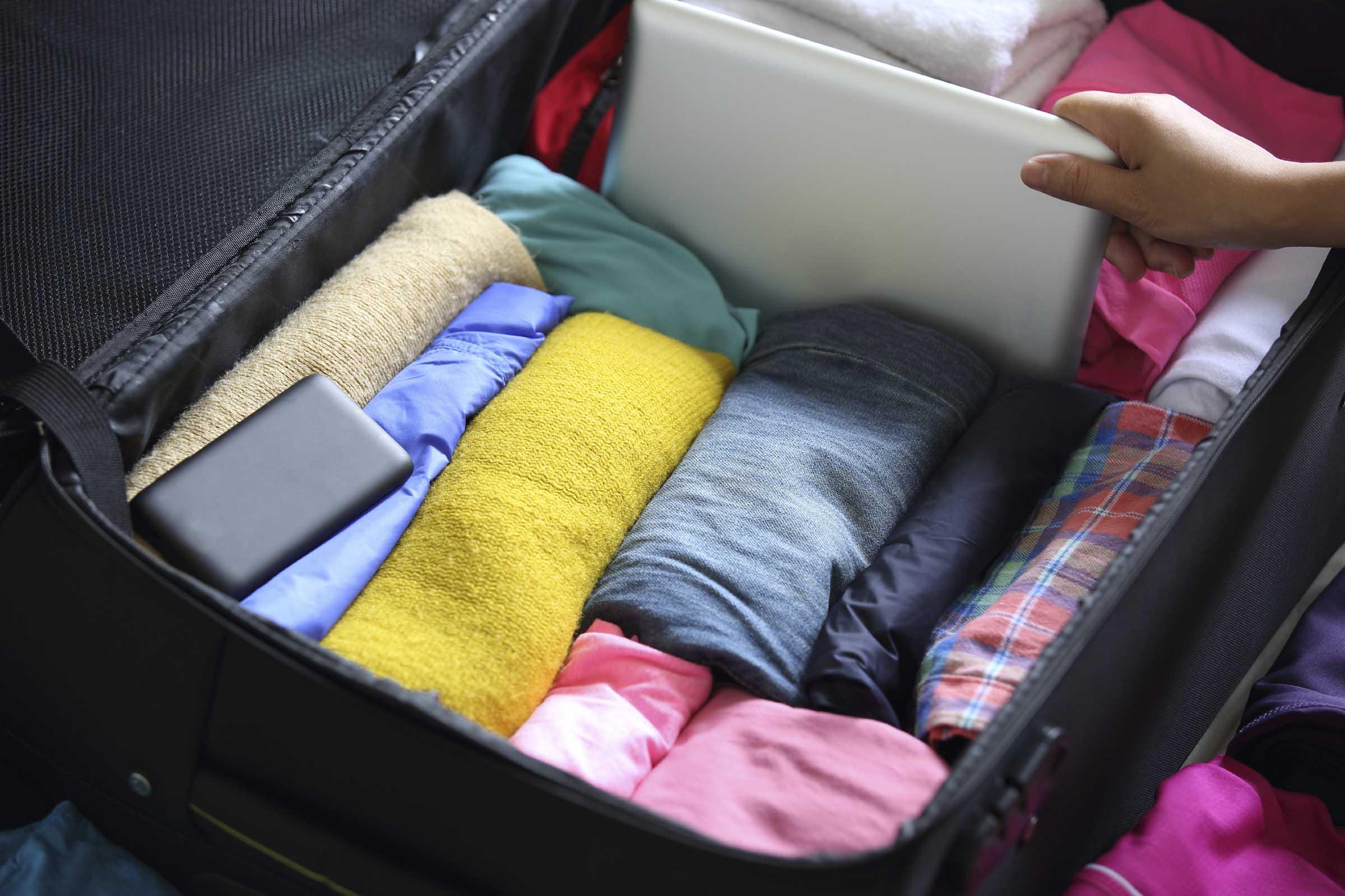 Пакуем чемоданы