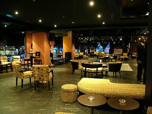 Ночной клуб Pangaea