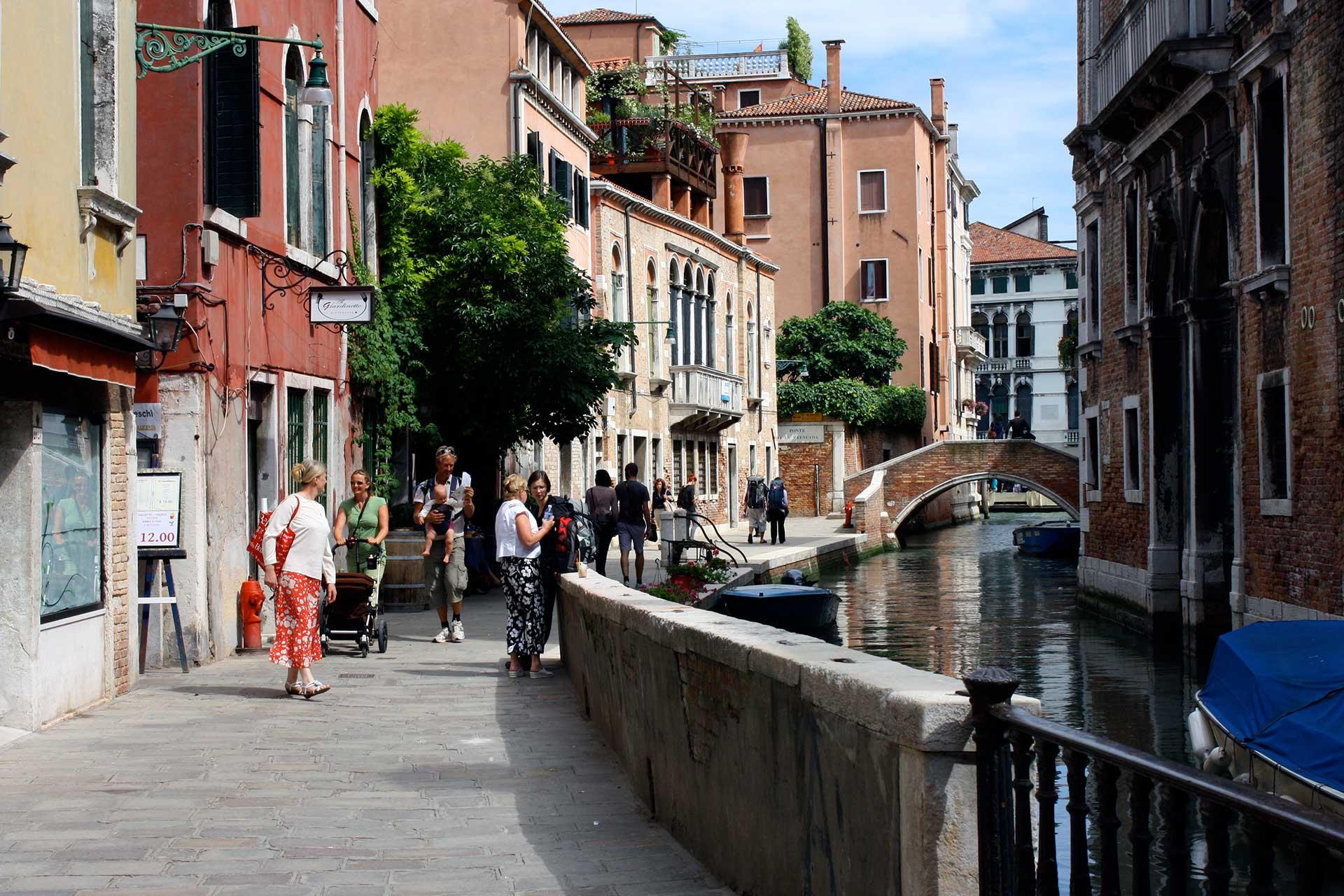 По Венеции пешком