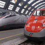 Как добраться из Рима во Флоренцию поездом?
