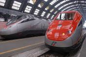 Поезд Рим-Флоренция
