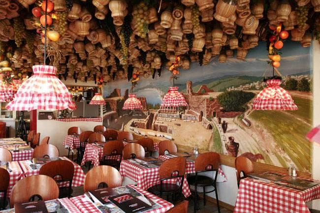 Ресторан Da Giovanni в Риме