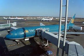 Самолетом из Начянга в Хошимин
