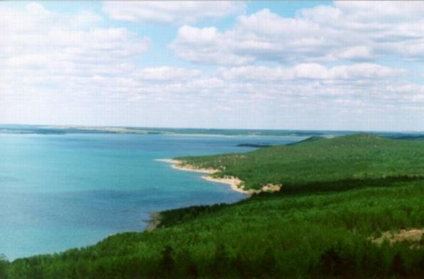 Соленое озеро Шалкар Казахстан