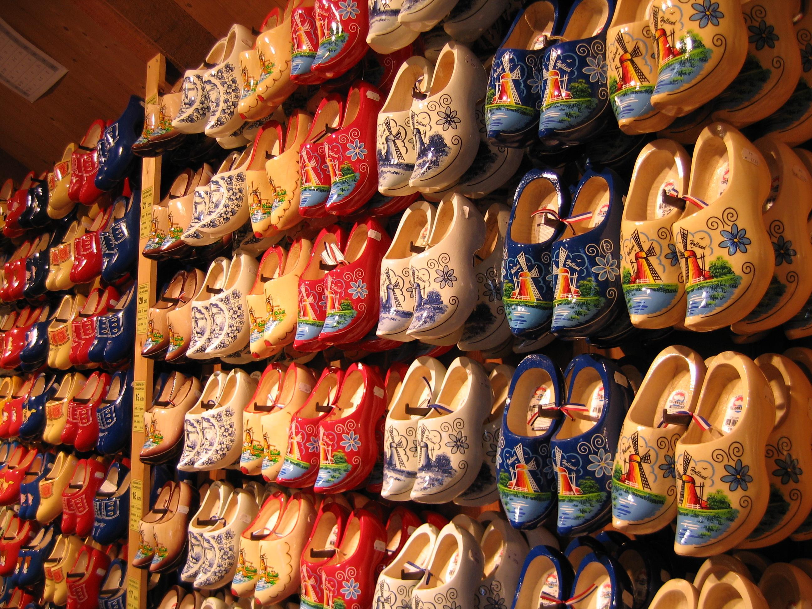 Сувениры в Амстердаме