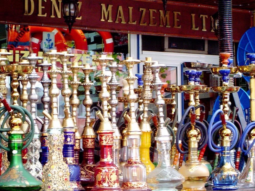 Кальян из Турции