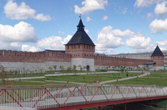 Тульский Кремль. Куда поехать на выходные из Москвы
